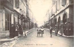 47 - Tonneins - Rue Du Commerce (patisserie) (enfants) - Tonneins