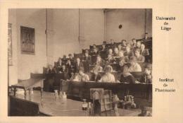 LOT DE 8 CARTES - Université De Liège - (Voir Description Scannées En Recto & Verso). - Cartes Postales