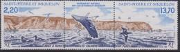 Saint Pierre & Miquelon 1988 - Ongebruikt