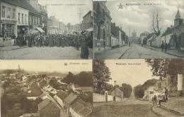 Bonsecours - 8 Jolies Cartes Postales De La Commune ( Voir Verso ) - Péruwelz