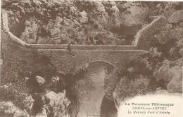 Var : Comps Sur Artuby, Le Mauvais Pont D'Artuby - Comps-sur-Artuby