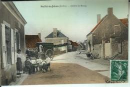 NUILLE LE JALAIS Centre Du Bourg - France