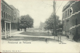 Péruwelz - Le Pensionnat - Les Jardins ( Voir Verso ) - Péruwelz