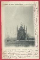 Péruwelz - Pensionnat Des Dames De Saint-Charles - Sanctuaire De Saint-Joseph - 1906  ( Voir Verso ) - Péruwelz