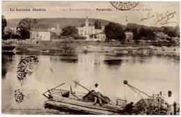 Environs De Nancy - Malzéville - La Meurthe En Aval Du Pont - Autres Communes