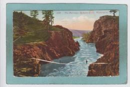 THE  NARROWS  -  SPOKANE  RIVER  -  1916  - - Spokane
