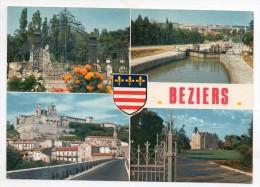 34 - Beziers - Multivues - 1973 - Beziers