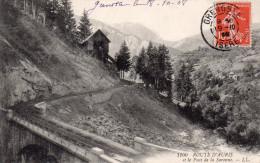 Route D'AURIS Et Le Pont De Sarenne - Autres Communes