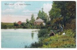 Watermael Boitsfort Watermaal Bosvoorde Peche Terlinden Couleurs Peu Commune 1908 Bock - Watermael-Boitsfort - Watermaal-Bosvoorde