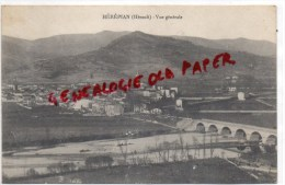 34 -  HEREPIAN - VUE GENERALE - France