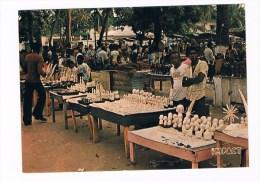 Kinshasa Marché Aux Ivoires Ivoiry Market - Kenya
