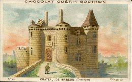 Château DE MAREUIL (Dordogne) - Guerin Boutron