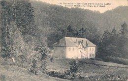 L50B_368 - Environs D'Uriage-les-Bains - 196 Forêt Et Maison Forestière De Prémol - Uriage