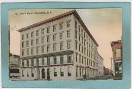 St.  JOHN ' S  HOTEL  -  CHARLESTON  - - Charleston