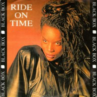 BLACK BOX : Ride On Time / Ride On Time (Piano Version) - ZYX 6210-7 - Disco, Pop