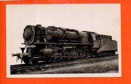 """Train - Locomotive N°8  Editions NM """"la Vie Du Rail"""" 1952 N°94 - Trains"""