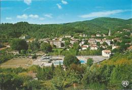 LAMALOU LES BAINS   VUE GENERALE   ANNEE 1982 - Lamalou Les Bains