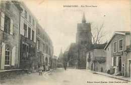 Nov14 827: Sommevoire  -  Rue Notre-Dame - France