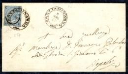 Grottaminarda-00337c - Piego (con Testo) - - 1861-78 Vittorio Emanuele II