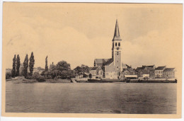 CP - Sint-Amands-a/Schelde Zicht Van Op De Stroom - Sint-Amands