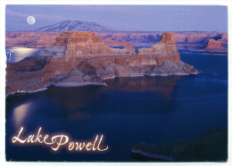 Lake Powell - Utah - CP Voyagée Vers La France En Juin 2012 - Provo