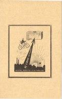 ARDENNES 08.CHARLEVILLE 6 BOULVARD DES DEUX VILLES PUBLICITE FABRIQUES U.F.A.H. HORLOGERIE - Charleville