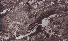 Saint Chely   65         Saint Chely Du Tarn Vu De La Route De Meyruels - Saint Chely D'Apcher
