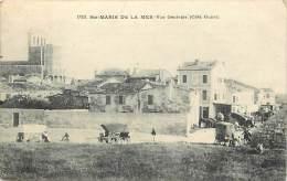 Ref D326-bouches Du Rhone - Sainte Marie De La Mer -ste Marie De La Mer -vue Generale  - Carte Bon Etat  - - Saintes Maries De La Mer