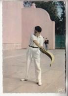 SPORTS Loisirs Folklore - PELOTE BASQUE / CHISTERA : Groupe D'Art Basque BI HARRI : Bon Plan Joueur - Jolie CPSM GF 1963 - Cartes Postales