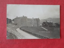 New Zealand  Wellington College  RPPC   Reference 1667 - Nouvelle-Zélande