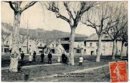 Le Grand Lemps - La Place Et Le Vieux Couvent ( Baffert édit.) - France