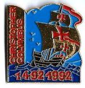 B2 - CHRISTOPHER C0LVMBUS-1492-1992 - Verso : SM - Bateaux