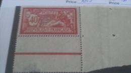 LOT 241049 TIMBRE DE FRANCE NEUF** N�119 VALEUR 65 EUROS