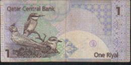 Qatar - Billet De 1 Riyal - Qatar