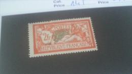 LOT 241055 TIMBRE DE FRANCE NEUF* N�145 VALEUR 55 EUROS