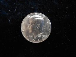1988-P Kennedy Half Dollar - Federal Issues
