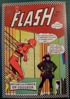 Flash - Receuil N°55 - Contient Les N° 7, 8 & 9 - 1971 - Très Bon état - Aredit - Flash