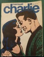 Mensuel Charlie N°97 - 1977 -  Très Bon état - Humour
