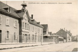 Route De Besancon Distillerie Junod - Pontarlier