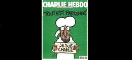 CHARLIE HEBDO ORIGINAL N° 1178  NEUF DU 14-01-2015 - 1950 à Nos Jours