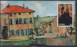 TONGO    BF    * *   NON DENTELE    Tableaux  Cezanne - Aktmalerei