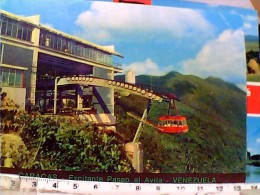 VENEZUELA CARACAS CIMA DE AVILA  TELEFERICA  FUNIVIA   N1975 EQ12847 - Venezuela
