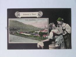 TYR 43 Schwaz Tabakfabrik Ed Georg Angerer - Autriche
