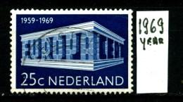 OLANDA - NEDERLAND - Year 1969 - Usato - Used. - 1949-1980 (Juliana)