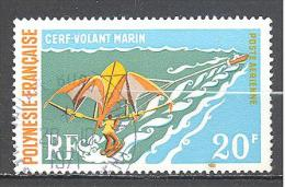 Polynesie; Yvert A50°; Voir Scan - Gebruikt