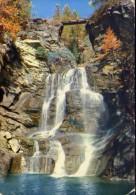 Cogne - La Cascata Di Lila - 405 - Formato Grande Viaggiata Mancante Di Affrancatura - Unclassified
