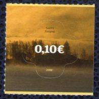 Finlande 2008 Autoadhésif Neuf Stamp L´Eau Mers Lacs Et Rivières - Finlande