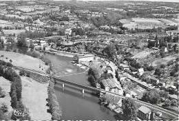 Saint Junien - Vue a�rienne La Vienne