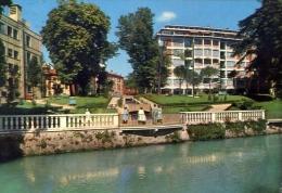 Treviso - Il Sile - Giardini Pubblici - 21 - Formato Grande Viaggiata Mancante Di Affrancatura - Treviso