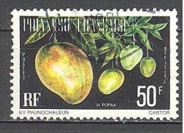 Polynesie; Yvert Service 13B°; Dentelé 13; Voir Scan - Service